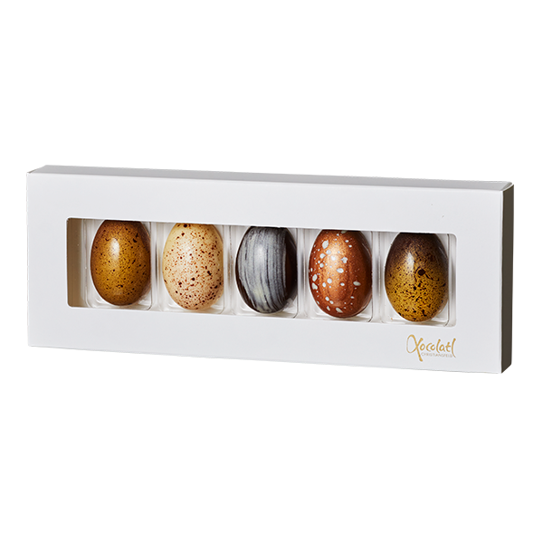 chokoladehilsen, påskehilsen, påskelækkerier, luksus påske