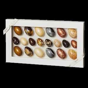 påskeæg, gavefirma, gaveæske, luksus chokolade, påskechokolader