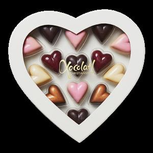 hjerteæske, chokoladehjerter, valentines, bryllup