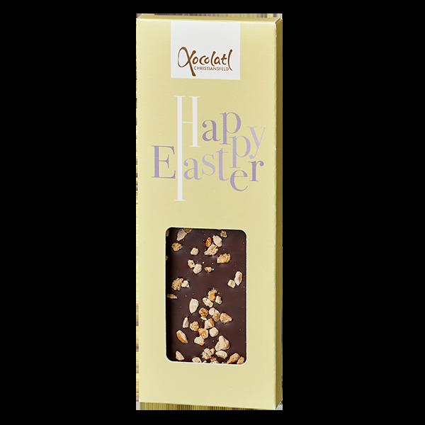 happy easter, snackbar, chokoladebar, passionfrugt